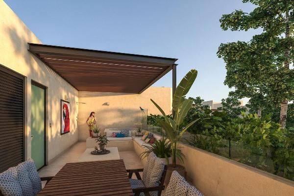 Foto de departamento en venta en  , aldea zama, tulum, quintana roo, 8779935 No. 01