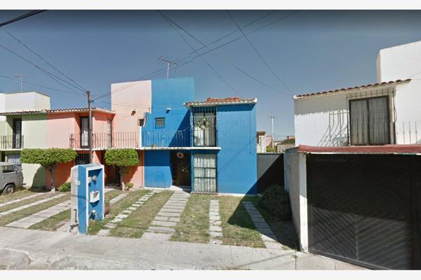 Foto de casa en venta en alejandra 106, ex-hacienda el tintero, querétaro, querétaro, 7202533 No. 01