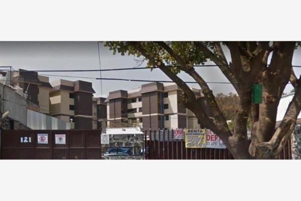 Foto de departamento en venta en alejandro duran y villaseñor 121, miguel hidalgo 2a sección, tlalpan, df / cdmx, 16452261 No. 01