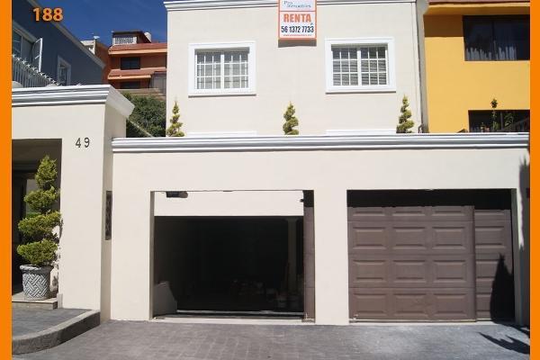Foto de casa en renta en alejandro volta , santa fe, álvaro obregón, df / cdmx, 14032039 No. 01