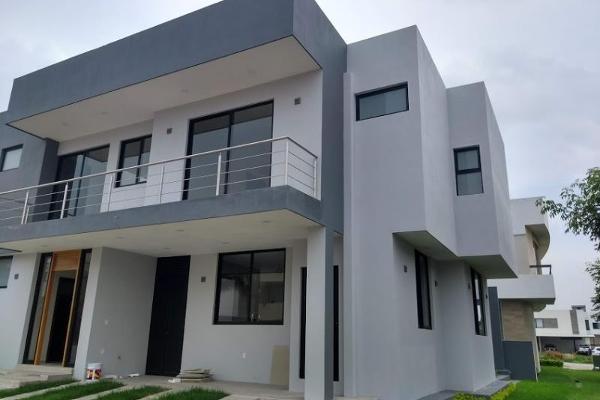 Foto de casa en venta en alevia 102, del pilar residencial, tlajomulco de zúñiga, jalisco, 5839010 No. 01