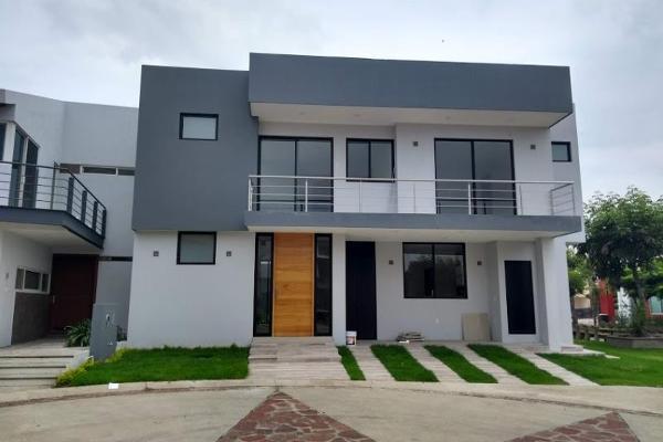 Foto de casa en venta en alevia 102, del pilar residencial, tlajomulco de zúñiga, jalisco, 5839010 No. 03