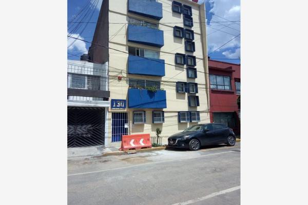 Foto de departamento en venta en alfonso caso 130, ermita, benito juárez, df / cdmx, 8442127 No. 01