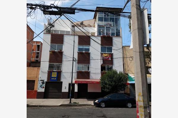 Foto de departamento en venta en alfredo chavero 13, obrera, cuauhtémoc, df / cdmx, 8054200 No. 01