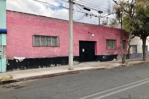 Foto de terreno habitacional en venta en alfredo robles dominguez , vallejo, gustavo a. madero, df / cdmx, 17951295 No. 02