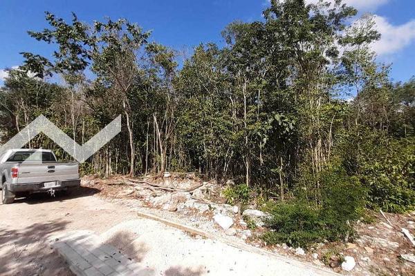 Foto de terreno habitacional en venta en  , alfredo v bonfil, benito juárez, quintana roo, 0 No. 08