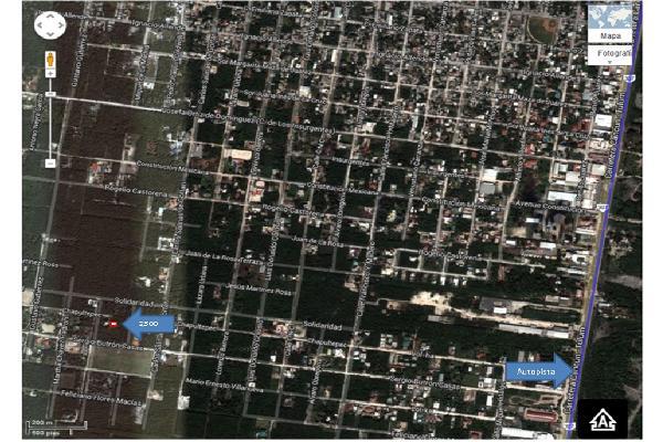 Foto de terreno habitacional en venta en  , alfredo v bonfil, benito juárez, quintana roo, 2627517 No. 02