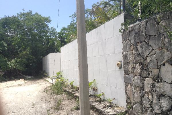Foto de terreno habitacional en venta en  , alfredo v bonfil, benito juárez, quintana roo, 2627517 No. 06