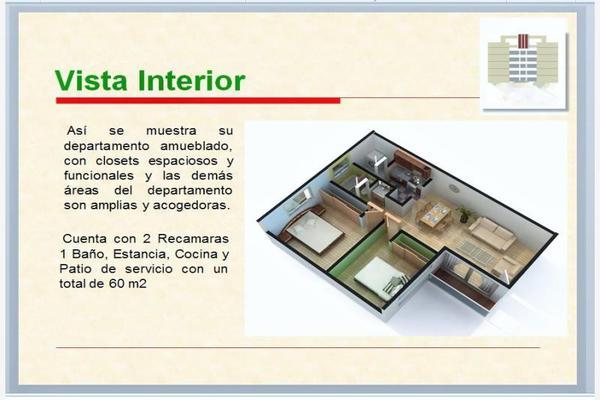 Foto de departamento en venta en  , alfredo v bonfil, jiutepec, morelos, 6205300 No. 19