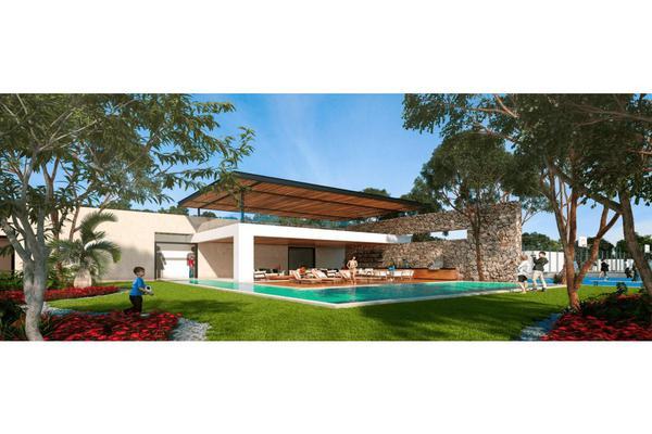 Foto de terreno habitacional en venta en  , algarrobos desarrollo residencial, mérida, yucatán, 10032461 No. 01