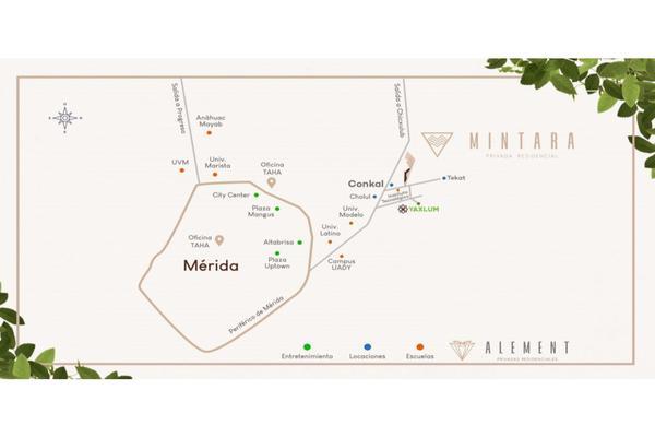 Foto de terreno habitacional en venta en  , algarrobos desarrollo residencial, mérida, yucatán, 10032461 No. 11