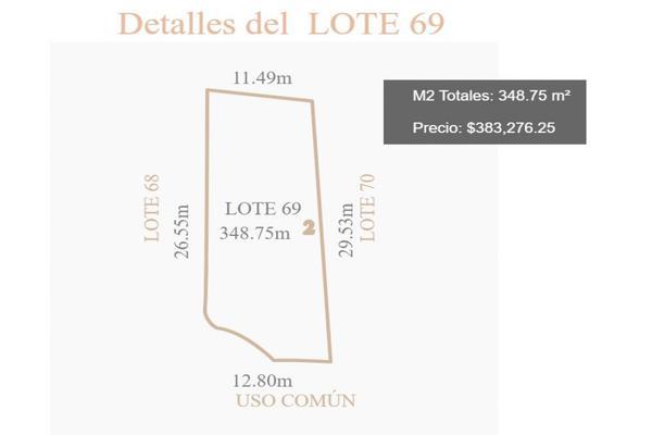 Foto de terreno habitacional en venta en  , algarrobos desarrollo residencial, mérida, yucatán, 10032461 No. 15