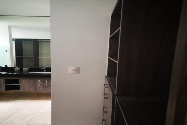 Foto de casa en venta en  , algarrobos desarrollo residencial, mérida, yucatán, 14026303 No. 31