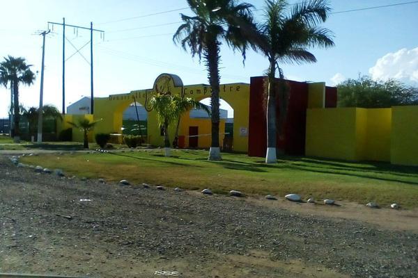 Foto de terreno habitacional en venta en alicate , rincón de la herradura, hermosillo, sonora, 20267848 No. 01