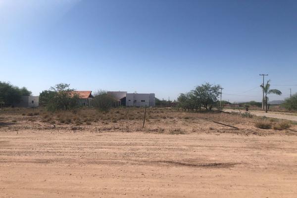 Foto de terreno habitacional en venta en alicate , rincón de la herradura, hermosillo, sonora, 20267848 No. 03