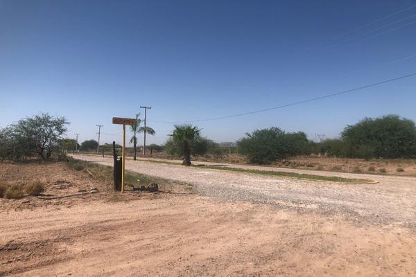 Foto de terreno habitacional en venta en alicate , rincón de la herradura, hermosillo, sonora, 20267848 No. 05