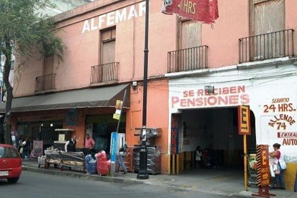 Foto de terreno habitacional en venta en allende 0001 , centro (área 1), cuauhtémoc, df / cdmx, 8321126 No. 01