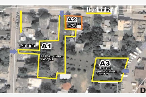 Foto de terreno habitacional en venta en allende 101, altamira centro, altamira, tamaulipas, 0 No. 06