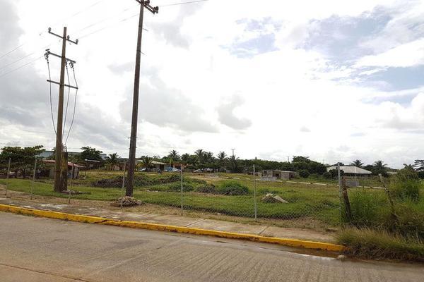 Foto de terreno habitacional en renta en  , allende centro, coatzacoalcos, veracruz de ignacio de la llave, 11259598 No. 03