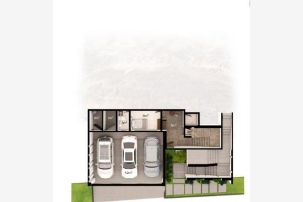 Foto de casa en venta en almena i 3, zona valle poniente, san pedro garza garcía, nuevo león, 6143403 No. 07