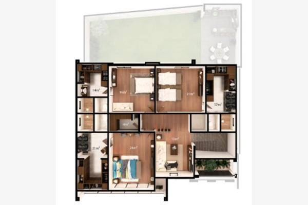 Foto de casa en venta en almena i 3, zona valle poniente, san pedro garza garcía, nuevo león, 6143403 No. 09