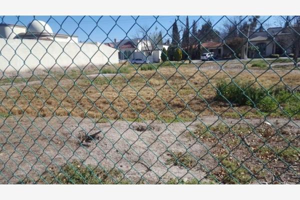 Foto de terreno habitacional en venta en almendra 100, nogalar del campestre, saltillo, coahuila de zaragoza, 6180747 No. 01