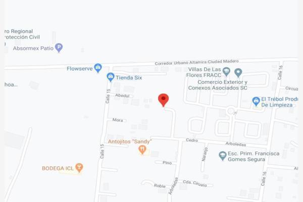 Foto de casa en venta en almendro 732, villas de altamira, altamira, tamaulipas, 17157735 No. 04
