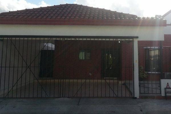 Foto de casa en venta en almendros , paseo residencial, matamoros, tamaulipas, 3430295 No. 01