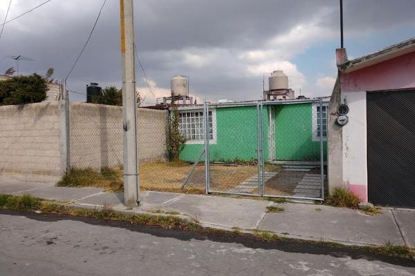 Foto de casa en venta en  , almoloya de juárez centro, almoloya de juárez, méxico, 7913256 No. 01