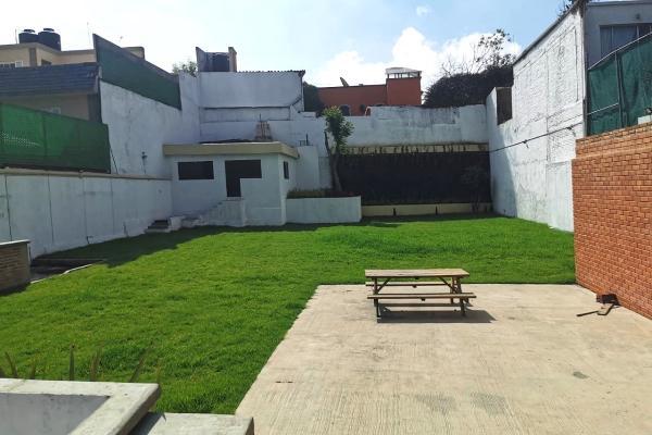 Foto de terreno habitacional en venta en alpes , lomas de chapultepec vii sección, miguel hidalgo, df / cdmx, 5906187 No. 01