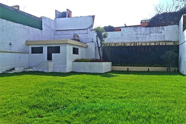 Foto de terreno habitacional en venta en alpes , lomas de chapultepec vii sección, miguel hidalgo, df / cdmx, 5906187 No. 09