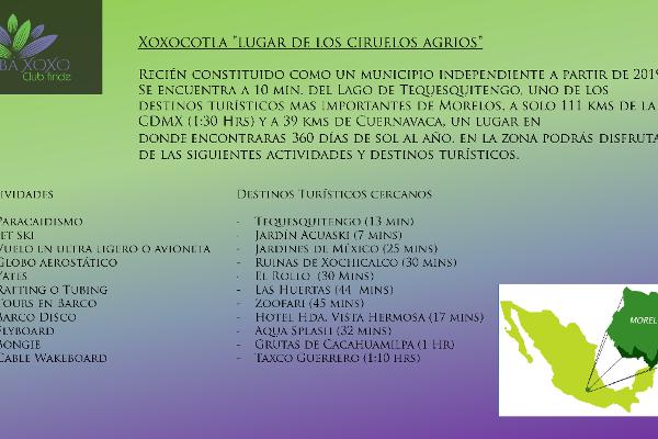 Foto de terreno habitacional en venta en  , alpuyeca, xochitepec, morelos, 14020338 No. 10