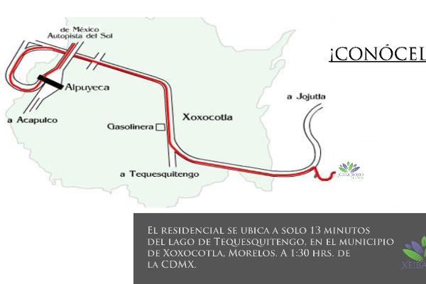Foto de terreno habitacional en venta en  , alpuyeca, xochitepec, morelos, 14020338 No. 11