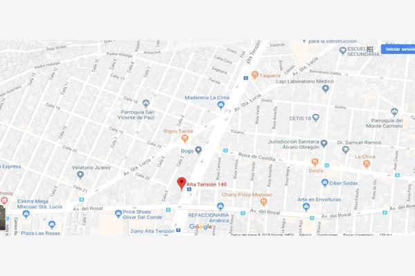 Foto de casa en venta en alta tension 0, olivar del conde 1a sección, álvaro obregón, df / cdmx, 5954081 No. 02