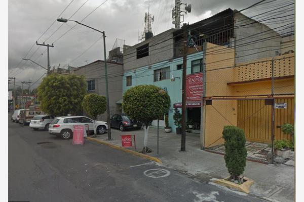 Foto de casa en venta en alta tensión 140, olivar del conde 1a sección, álvaro obregón, df / cdmx, 6129220 No. 01