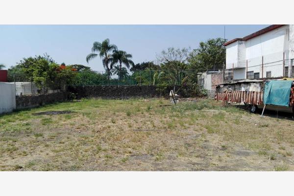 Foto de terreno habitacional en venta en alta tension , jacarandas, cuernavaca, morelos, 5284830 No. 01
