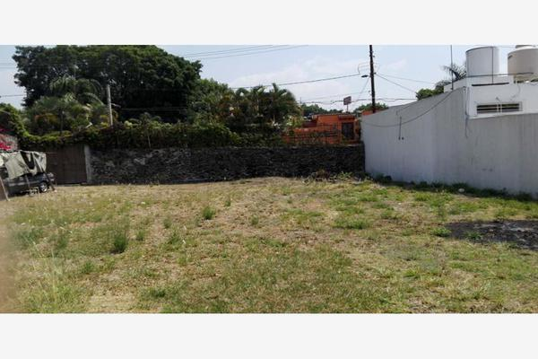 Foto de terreno habitacional en venta en alta tension , jacarandas, cuernavaca, morelos, 5284830 No. 02