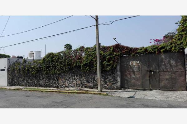 Foto de terreno habitacional en venta en alta tension , jacarandas, cuernavaca, morelos, 5284830 No. 03