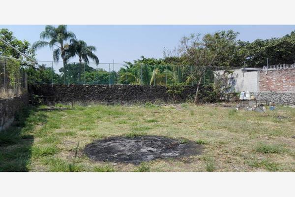 Foto de terreno habitacional en venta en alta tension , jacarandas, cuernavaca, morelos, 5284830 No. 05