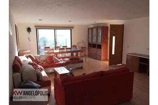 Foto de casa en renta en  , alta vista, san andrés cholula, puebla, 8854480 No. 01
