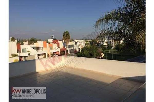 Foto de casa en renta en  , alta vista, san andrés cholula, puebla, 8854480 No. 36