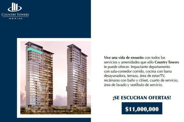 Foto de departamento en venta en  , altabrisa, mérida, yucatán, 14027794 No. 03