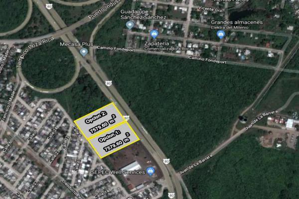 Foto de terreno habitacional en venta en  , altamira, altamira, tamaulipas, 13352543 No. 01