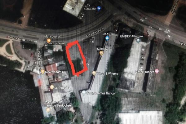 Foto de terreno habitacional en renta en  , altamira, altamira, tamaulipas, 15018387 No. 02