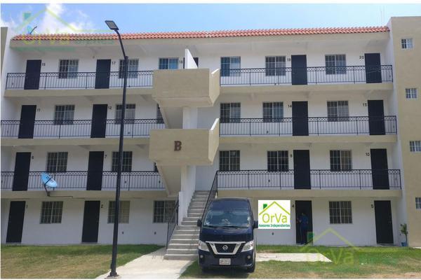 Foto de departamento en venta en  , altamira, altamira, tamaulipas, 8362051 No. 02