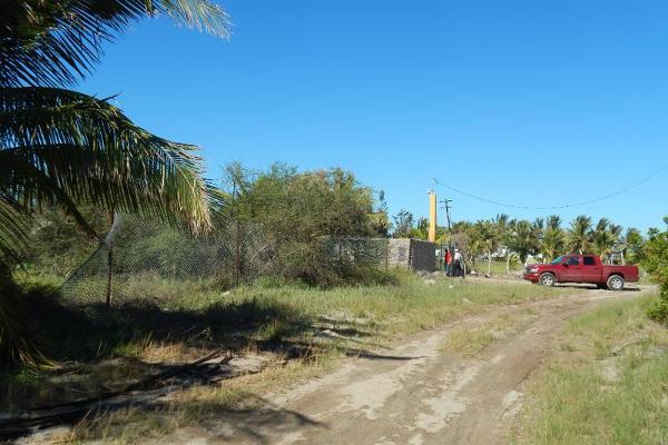 Foto de terreno comercial en venta en  , altata, navolato, sinaloa, 7887386 No. 05