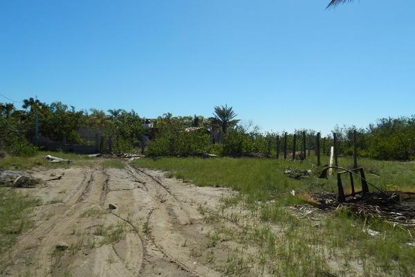 Foto de terreno comercial en venta en  , altata, navolato, sinaloa, 7887386 No. 06