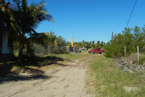 Foto de terreno comercial en venta en  , altata, navolato, sinaloa, 7887386 No. 07