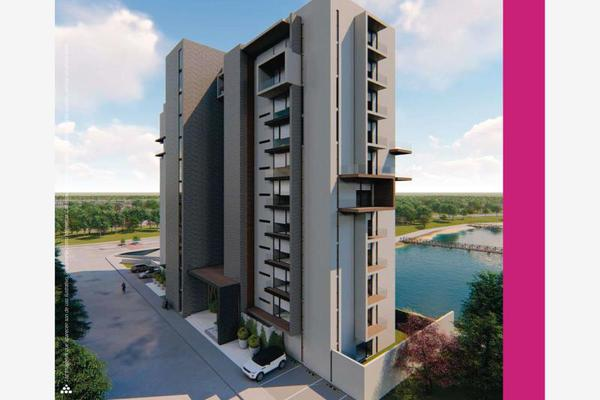 Foto de departamento en venta en alto lago 100, residencial villerias, san luis potosí, san luis potosí, 9191823 No. 01