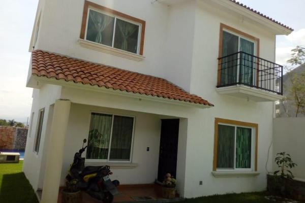 Foto de casa en venta en  , altos de oaxtepec, yautepec, morelos, 3092368 No. 01